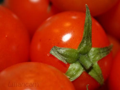 Cherrytomaatjes, trostomaatjes, tomaat, trostomaten, kerstomaatjes