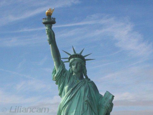 Vrijheidsbeeld, Statute of liberty, New York,